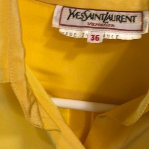 Gorgeous Yves Saint Laurent shirt